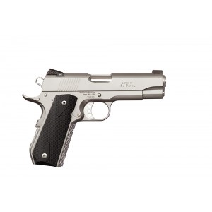 """Ed Brown Custom Alpha Carry .45 ACP 7+1 4.3"""" Pistol in Stainless Steel (Carry) - ACSS"""