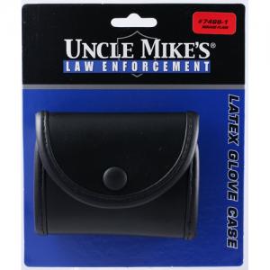 MIRAGE Plain Double Latex Glov  Double Latex Glove Mirage Plain Black Pouch, Card