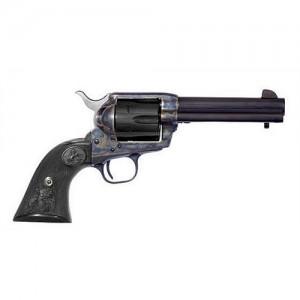 "Colt Single Action Army .45 Colt 6-Shot 4.75"" Revolver in Case Hardened Blue (Black Powder Frame) - P2840"