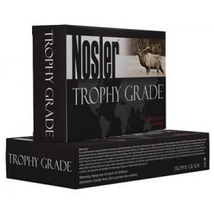 Nosler Bullets Trophy Trophy Grade .300 H&H Magnum AccuBond, 165 Grain (20 Rounds) - 60071
