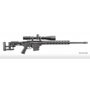 "Ruger Precision .308 Winchester 10-Round 20"" Bolt Action Rifle in Anodized - 18004"