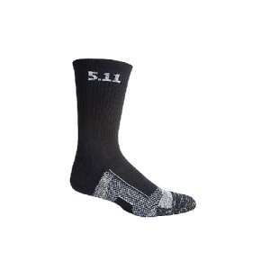 Level I 6  Sock Color: Black