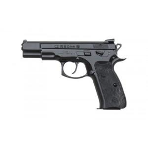 """CZ 75 B Omega 9mm 16+1 4.6"""" Pistol in Black - 91136"""