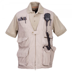 5.11 Tactical Tactical Vest in Khaki - Large