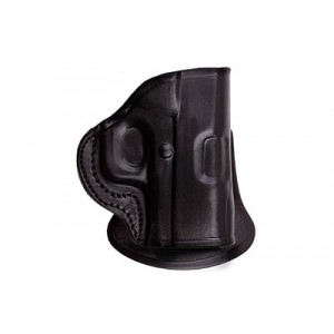 Tagua Pd2 Paddle Holster, Fits Ruger Lc9 W/ct Laser, Right Hand, Black Pd2-075 - PD2-075
