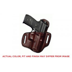 Don Hume H721ot Holster, Fits S&w M&p Shield, Right Hand, Black, Leather J335835r - J335835R