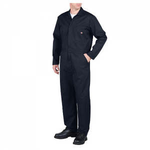 Dickies Coverall in Dark Navy - Tall Large