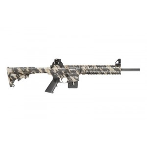 "Smith & Wesson M&P 15-22 .22 Long Rifle 10-Round 16.5"" Semi-Automatic Rifle in Black/Tan - 811060"