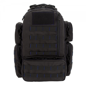 Mini Tobago Pack Color: Black with Blue Stitching