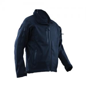 Tru Spec 24-7 LE Softshell Men's Full Zip Coat in Navy - X-Small