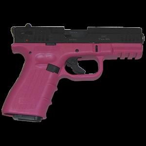 "ISSC/LSI M22 Standard .22 Long Rifle 10+1 4"" Pistol in Pink - 111005"