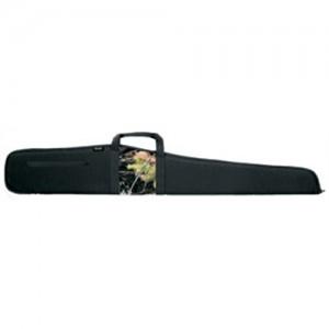 """Bulldog Cases 52"""" Black Shotgun Case w/3D Camo Panel BD215"""