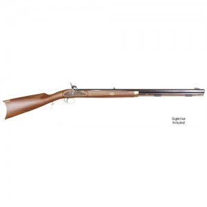 "Lyman 50 Cal w/28"" Blued Barrel & Hardwood Stock 6032125"