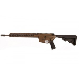 "Bravo Company RECCE-16 .223 Remington/5.56 NATO 30-Round 16"" Semi-Automatic Rifle in Dark Bronze - REC-750-780-BRONZE"