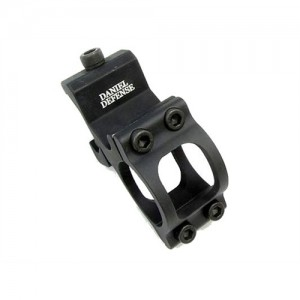 Daniel Defense Black Offset Flashlight Mount DD6001