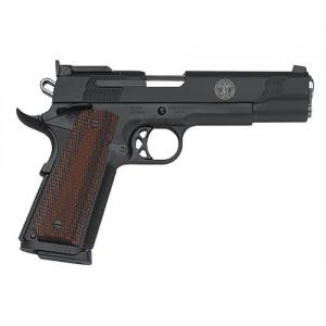"""Smith & Wesson 1911 .45 ACP 8+1 5"""" 1911 in Black Melonite - 170243"""