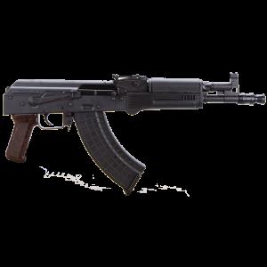 """I. O. Inc. Hellpup Polish 7.62X39 30+1 9"""" Pistol in Parkerized - IOPI1007"""