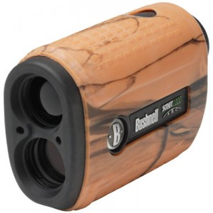 Bushnell Skinz Scout 100 Realtree AP Blaze Silicone Rangefinder Cover Fits Scout 1000 Model 203111