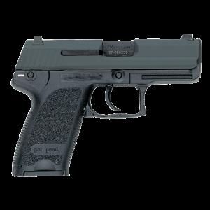 """Heckler & Koch (HK) USP9C 9mm 10+1 3.58"""" Pistol in Polymer (V7) - 709037A5"""