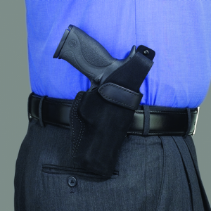 Galco International Wraith Right-Hand Belt Holster for Glock 26 in Black - WTH286B