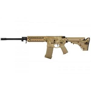 "Black Rain Ordinance Digital Tan .223 Remington/5.56 NATO 30-Round 16"" Semi-Automatic Rifle in Digital Tan - BRO-PG2"