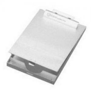 Bottom Open Clipbox Color: Silver