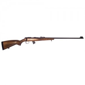 "CZ 452 .22 Long Rifle 5-Round 28.6"" Bolt Action Rifle in Blued - 80"