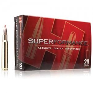 Hornady Superformance GMX .223 Remington/5.56 NATO Gilding Metal Expanding, 55 Grain (20 Rounds) - 83274