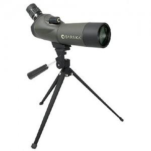 "Barska Blackhawk 12"" 18-36x50mm Spotting Scope in Green - AD10348"