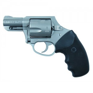 """Charter Arms Mag Pug .357 Remington Magnum 5-Shot 2.2"""" Revolver in Stainless - 73521"""