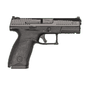 "CZ P-10 Compact 9mm 15+1 4"" Pistol in Black Nitride - 91520"