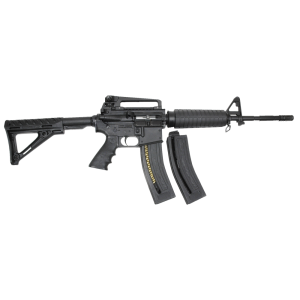 "Hi-Point M4-22 .22 Long Rifle 28-Round 16"" Semi-Automatic Rifle in Black - 500063"