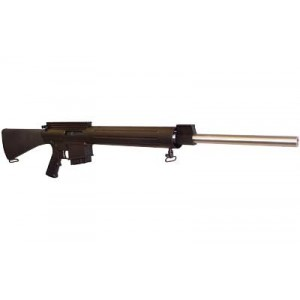 """DPMS Panther Arms LR 308 .308 Winchester/7.62 NATO 10-Round 24"""" Semi-Automatic Rifle in Black - RFTLR308"""