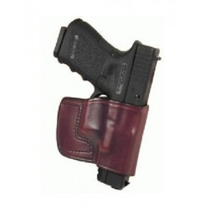 Don Hume Jit Slide Holster, Fits Kahr P9, Right Hand, Brown Leather J980010r - J980010R