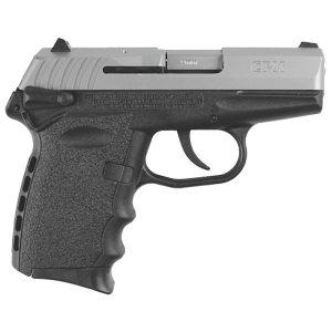 """SCCY CPX-1 9mm 10+1 3.1"""" Pistol in Black - CPX1NB"""