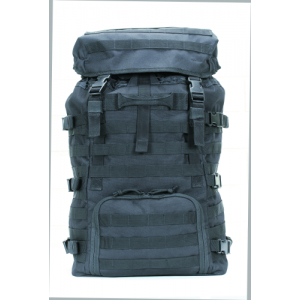 Versa All-Weather Ruck (Black)