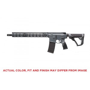 """Daniel Defense M4 .223 Remington/5.56 NATO 10-Round 16"""" Semi-Automatic Rifle in Black - 02-151-20026-055"""