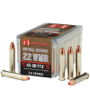 Hornady 83200 FTX 22 Win Mag Flex Tip Expanding 45GR 50Bx/40Case