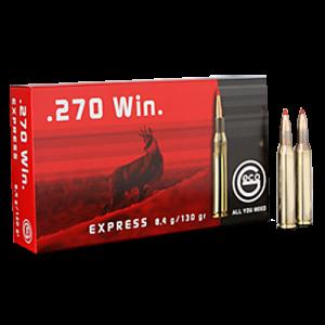 Ruag Ammotec Usa Inc .270 Winchester Express Tip, 130 Grain (20 Rounds) - 283640020