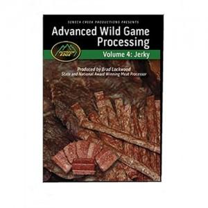 Outdoor Edge Advance Wild Game Processing Volume 4 Jerky JP101