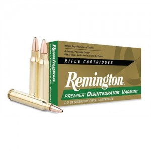 Remington .22-250 Remington Iron Core Hollow Point, 45 Grain (20 Rounds) - DV22250RA