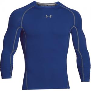 Under Armour HeatGear Men's Undershirt in Royal - Medium