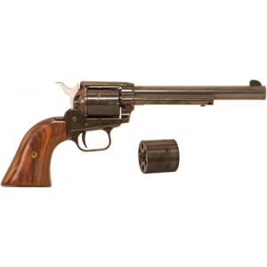 """Heritage Rough Rider Small Bore .22 Long Rifle 6-Shot 6.5"""" Revolver in Blued - SRR22MBS6"""