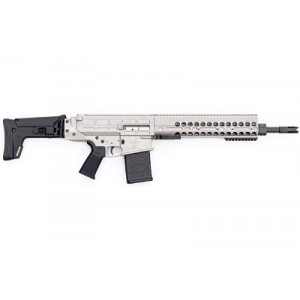 "DRD Tactical LLC Paratus .308 Winchester/7.62 NATO 20-Round 18"" Semi-Automatic Rifle in Nickel Boron - P762-NIK18"