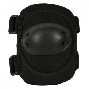 Hell Storm Tactical Elbow Pad  Tactl Elbow Pad w/ Talon-Flex Cap Black   Substantial protection in a lightweight, durable package Non-slip, flexible, molded polyurethane cap 600 Denier nylon shell New contoured interior ledge prevents pad from  slipping d