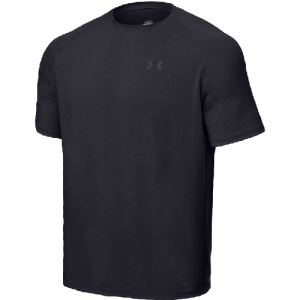 Under Armour Tech Men's T-Shirt in Dark Navy Blue - Small