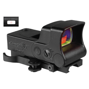 Aimshot, Osprey Int HG-Pro 1x34mm Sight in Black - HGPROB