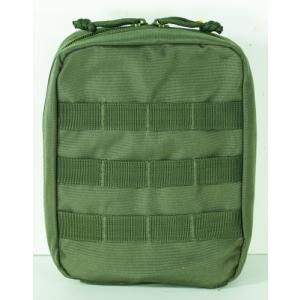 Enlarged EMT Pouch Color: OD Green
