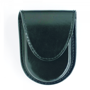 Gould & Goodrich Round Bottom Handcuff Case in Plain - B583