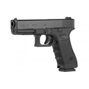 "Glock 17 9mm 10+1 4.49"" Pistol in Fired Case/Matte (Gen 3) - UI1750201"